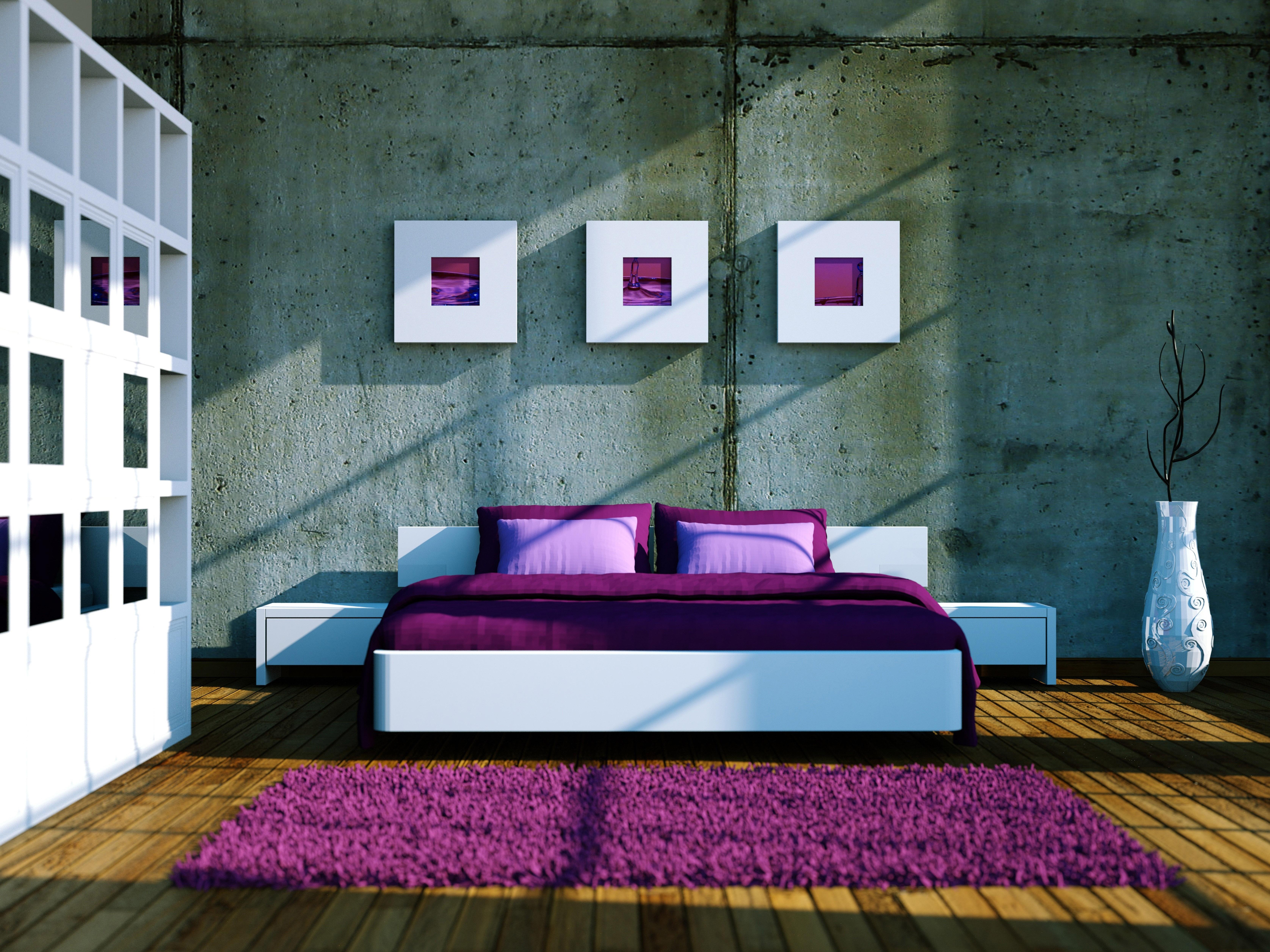 Интерьер ковры кровать  № 3537287 без смс