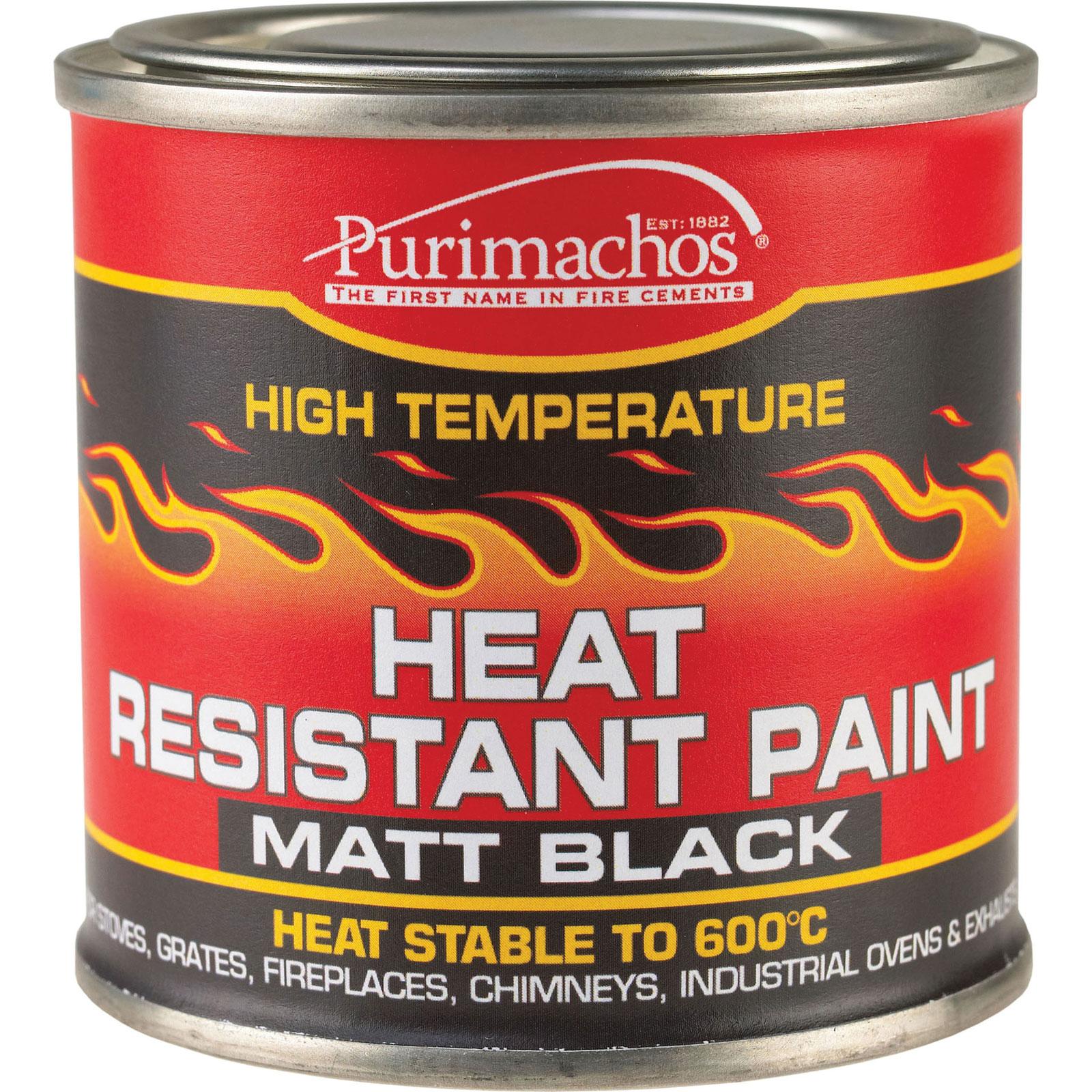 Жаростойкая краска в домашних условиях