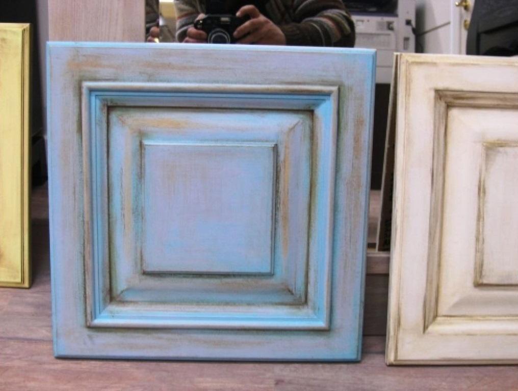 Патинирование мебели своими руками