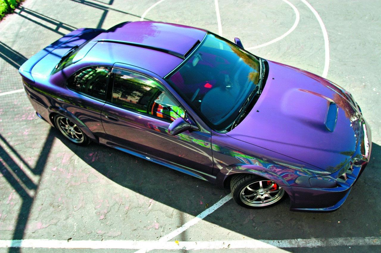 Как сделать перламутровую краску своими руками для авто