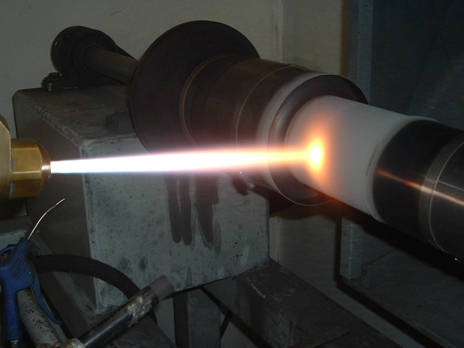 Напыление металлов в домашних условиях