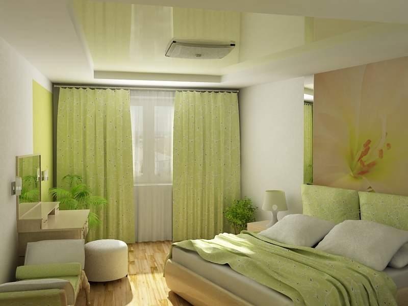 Дизайн и ремонт спален
