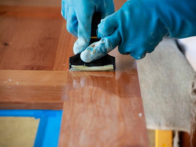 Как сделать краску для дерева