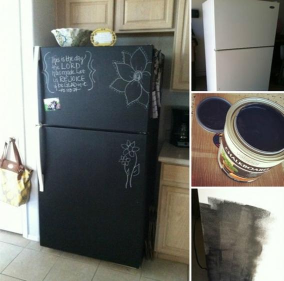 Обновляем холодильник своими руками 69