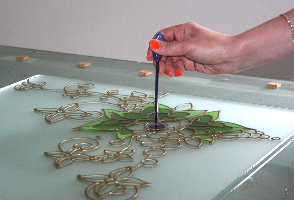 Изготовление из стекла своими руками