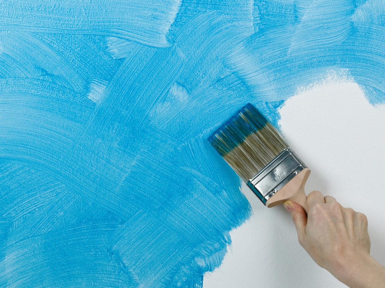 Своими руками рельефная покраска