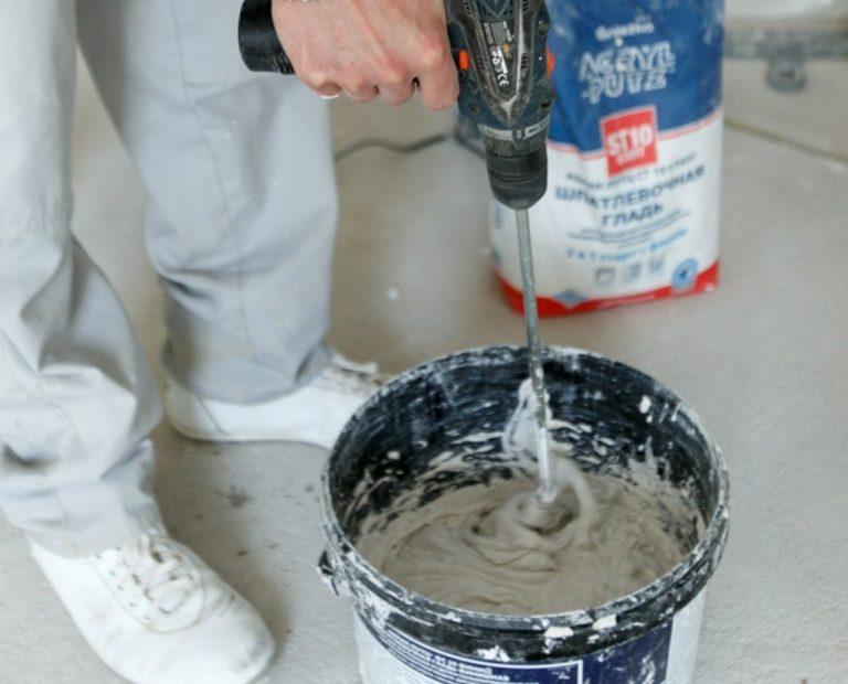 Как приготовить цементную штукатурку своими руками 1