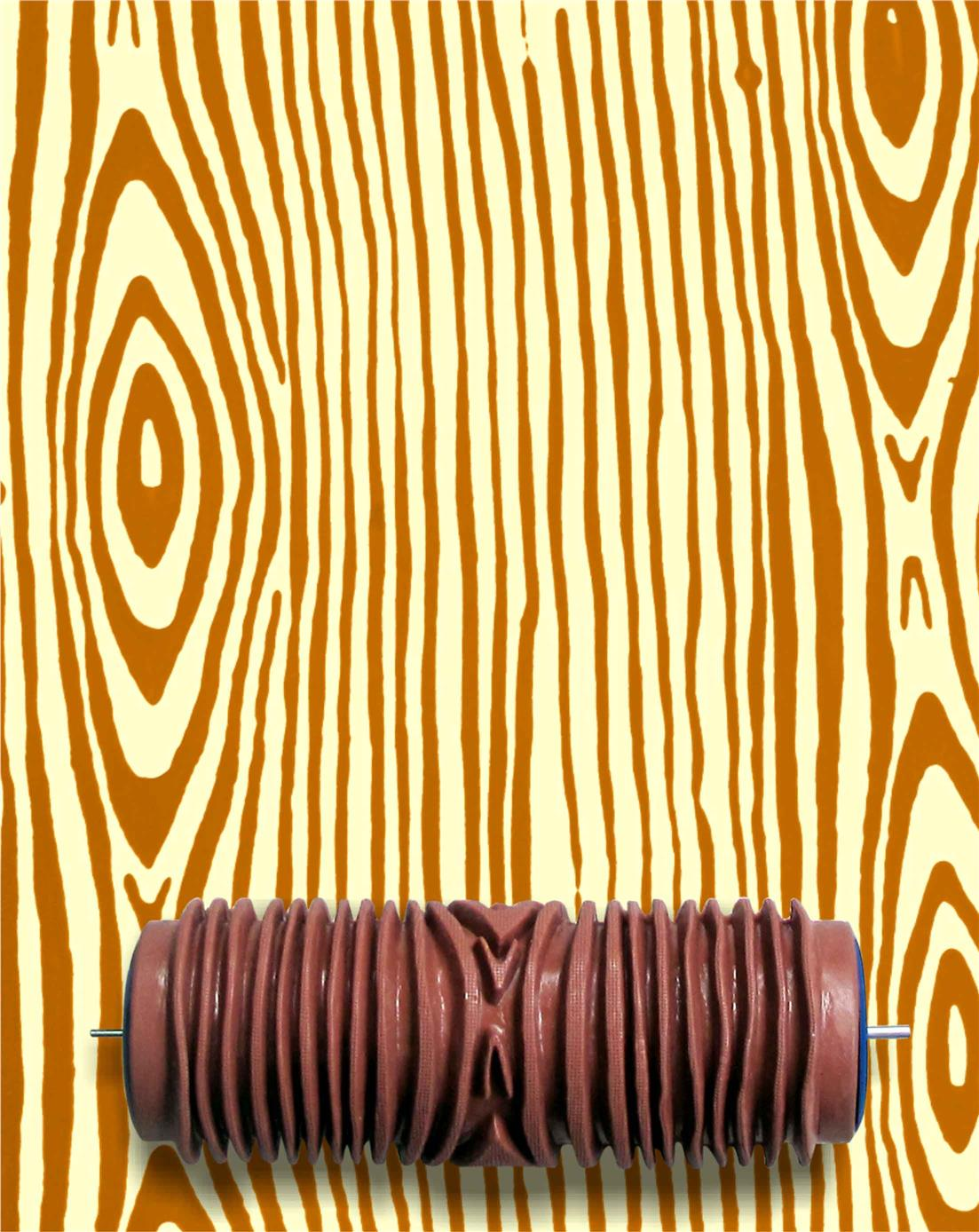 Как сделать деревянный валик
