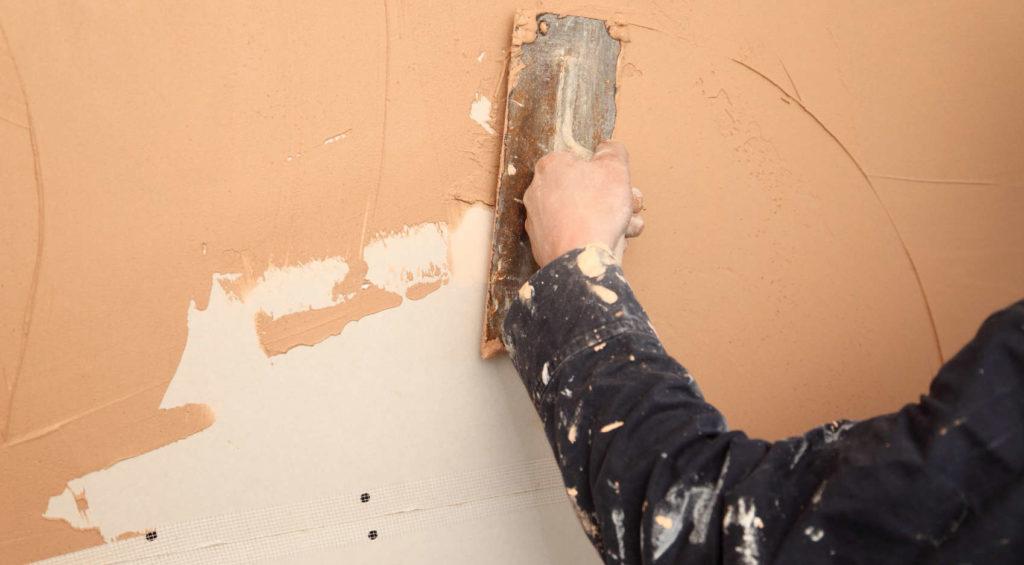Штукатурка и шпаклевка стен своими руками технология 6