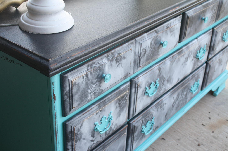 Декор старой мебели своими руками фото до и после