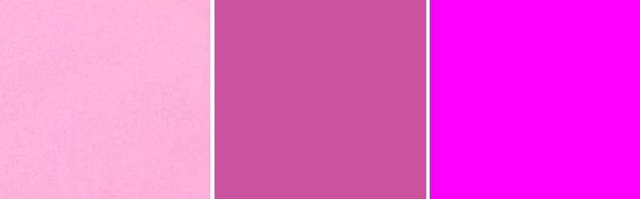 Как сделать розовую краску фото 694