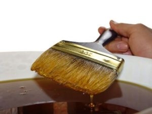 Масло для пропитки древесины