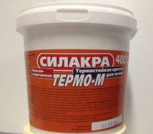 Термокраска для печей