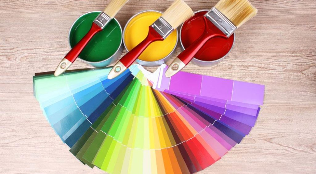 Краски и кисти