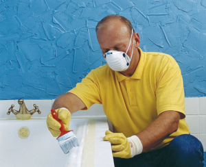 Обновление ванны эпоксидной эмалью