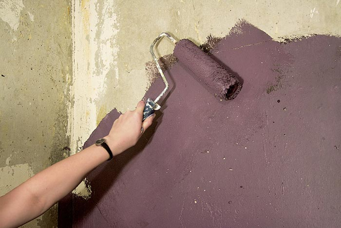 Красят ли бетон ст бетон