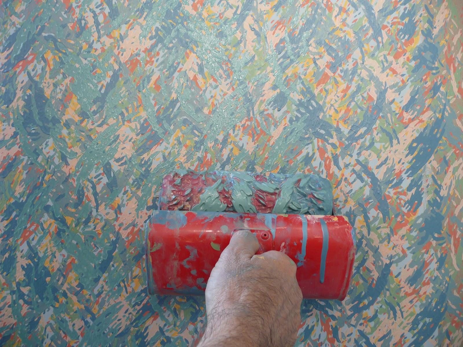 Декор стен краской своими руками фото 682