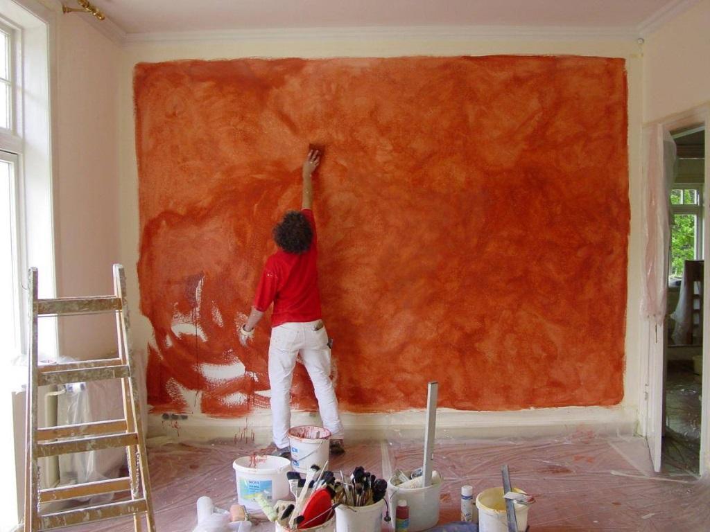 краска для стен внутри них работ приобрести