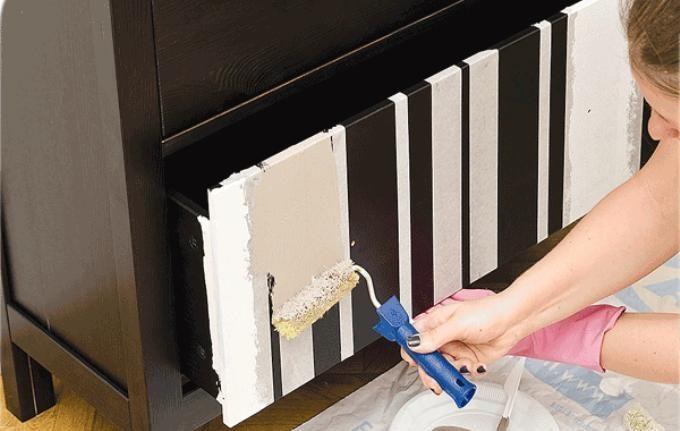 Реставрация старого шкафа своими руками