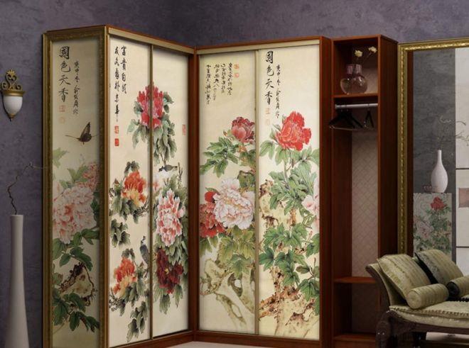 Цветочный шкаф
