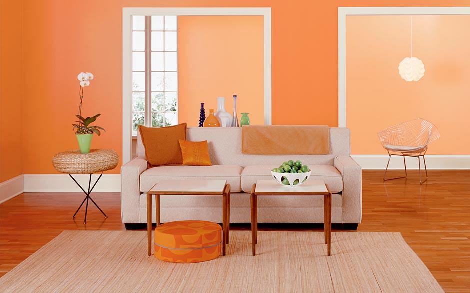 Цвет краски для стен цвета персика чистый полиуретановый двух компонентны