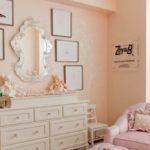 Персиковые стены
