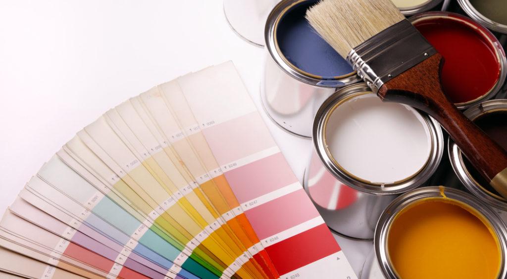 Краски и палитры