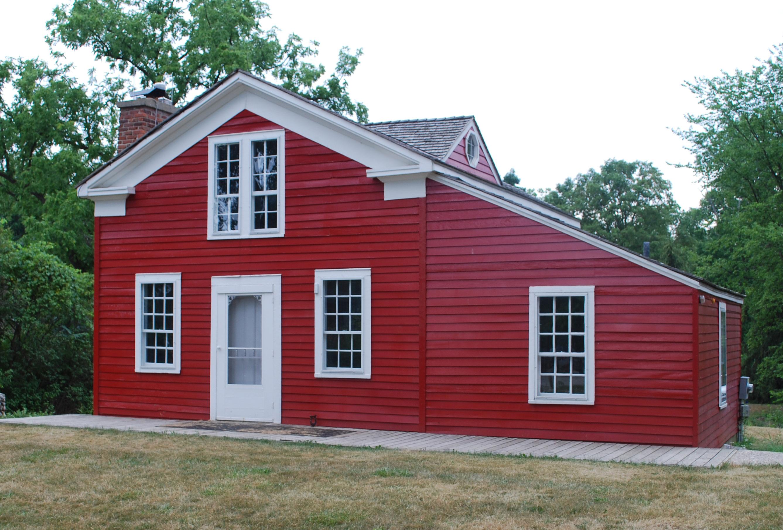 фасадная краска по дереву оттенки красного фото этого строят