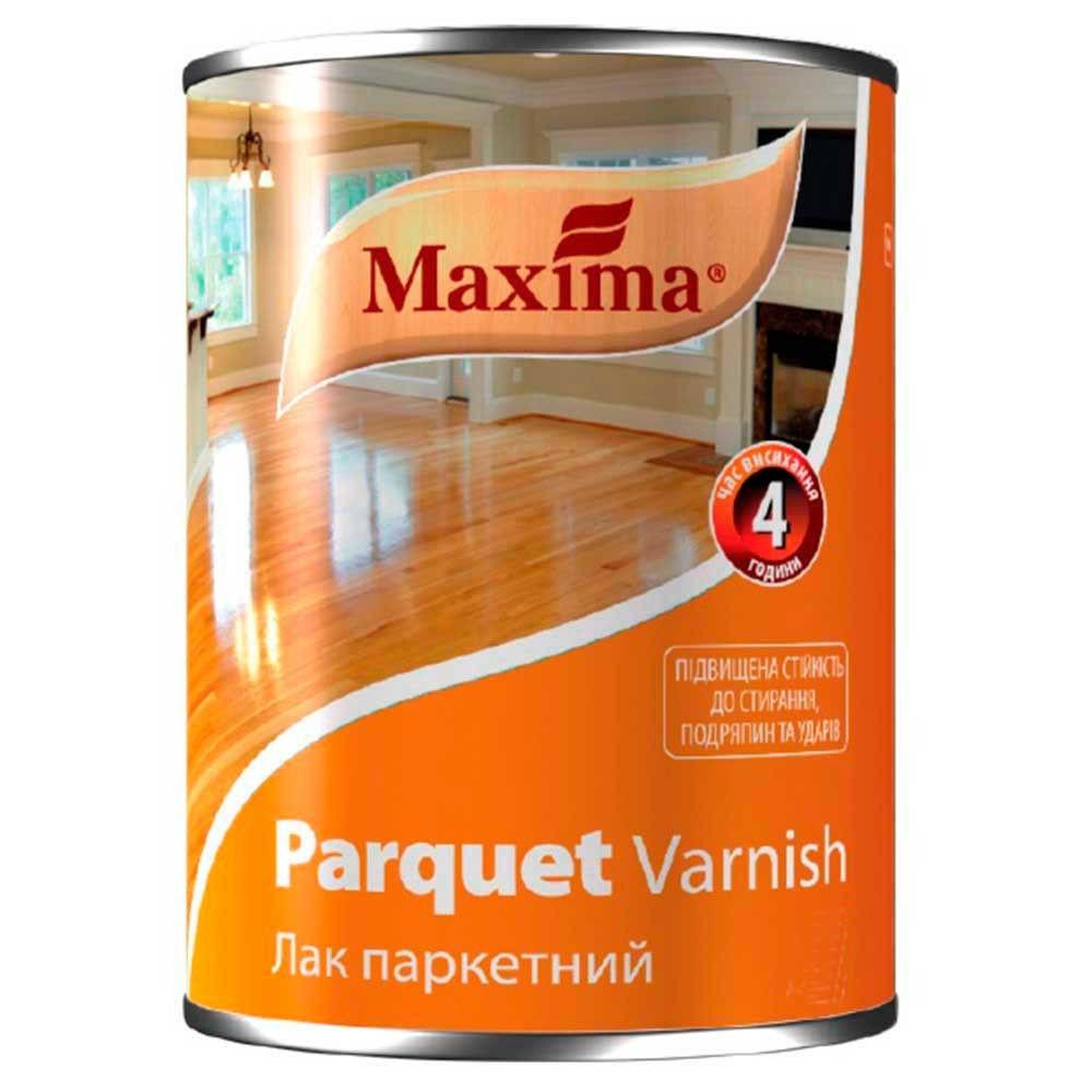 Паркетный лак Maxima