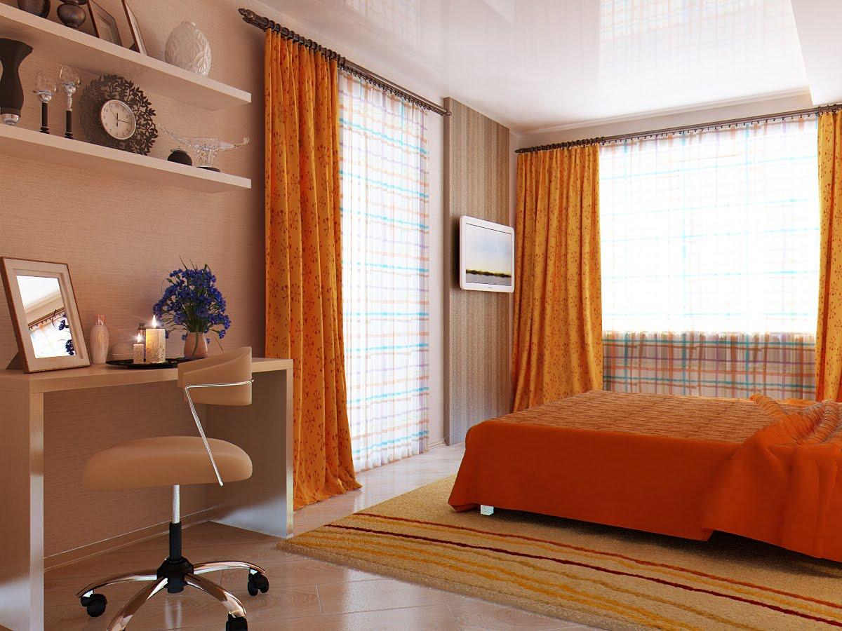 купайтесь ночам дизайн спальни в оранжевых тонах фото внимание, чтобы