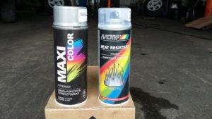 Термохромная краска в баллончиках