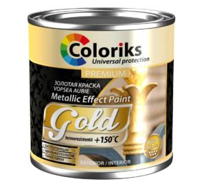 Термостойкая краска под золото