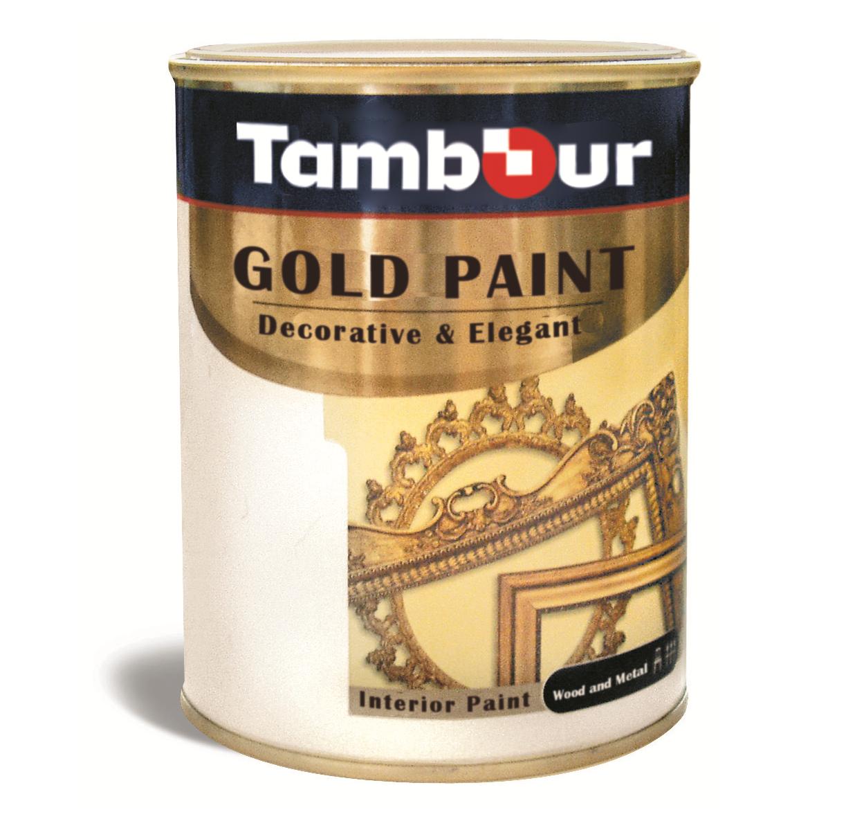 Золотая краска своими руками фото 509