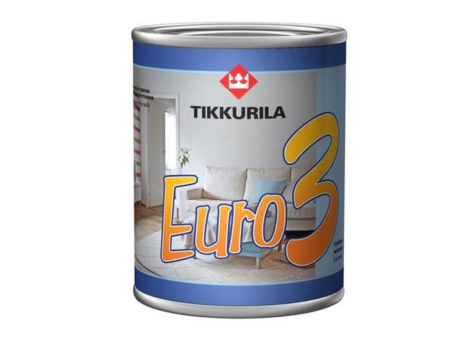 Краска евро 3