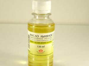 Разбавитель льняное масло