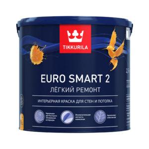 Краска euro Smart 2
