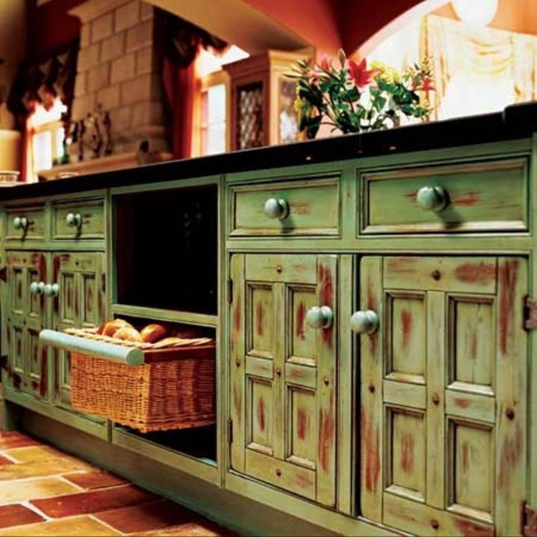 Как покрасить кухонную мебель своими руками фото фото 45