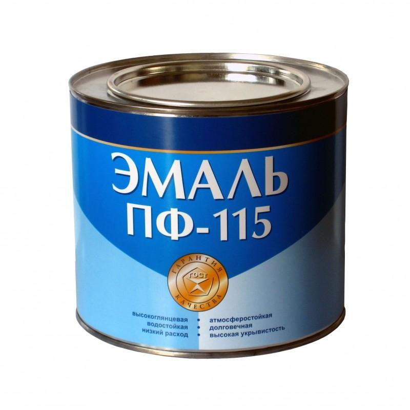купить эмаль пф 115 синяя владивосток