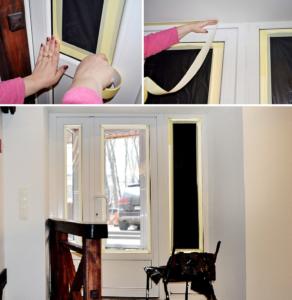 Подготовка ПВХ к покраске