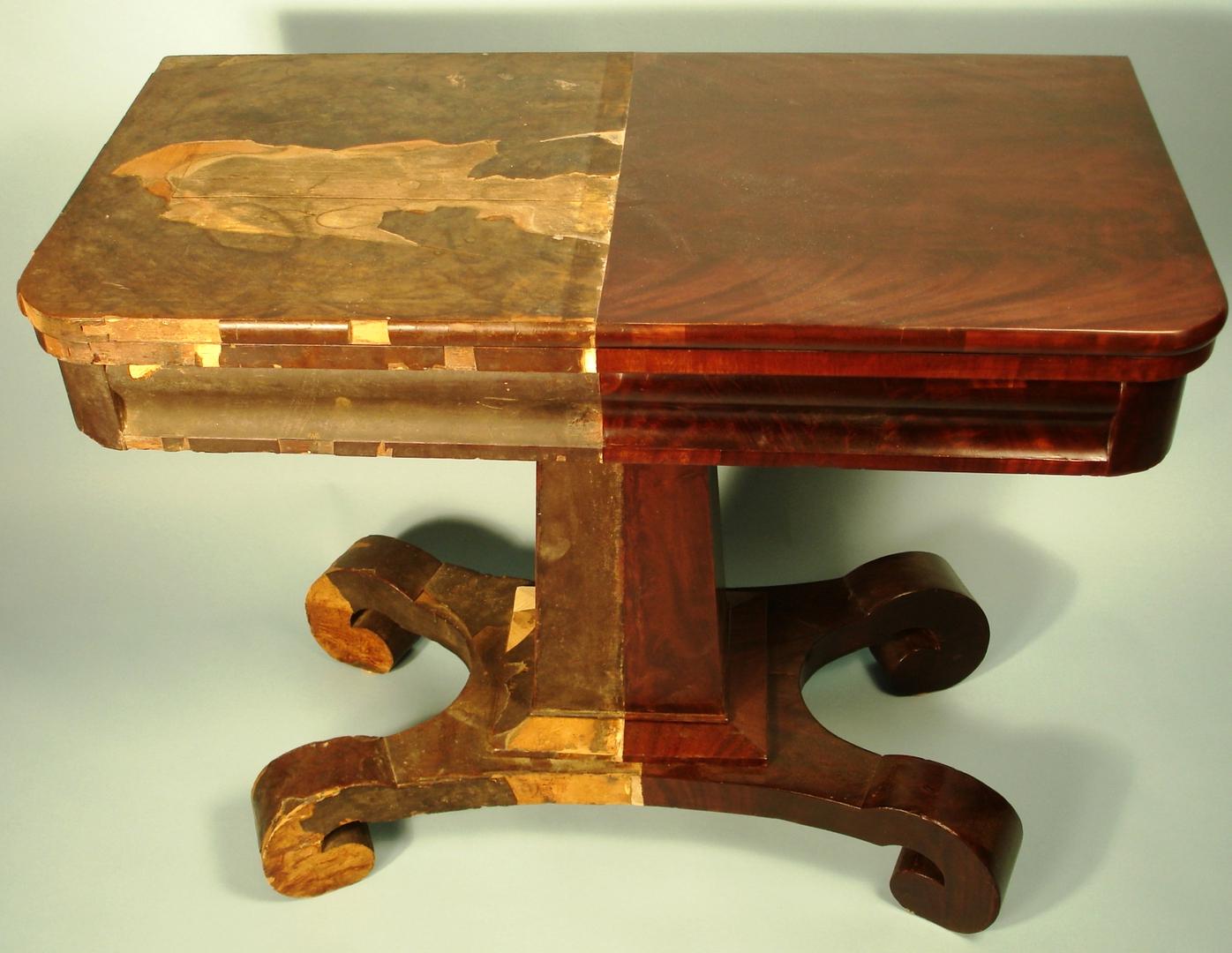Реставрация деревянной мебели своими руками фото 714