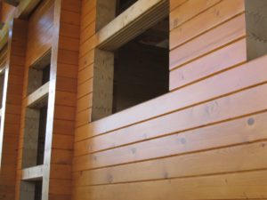 Лессирующее покрытие на древесине