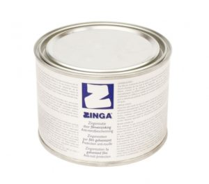 Электропроводная краска Zinga