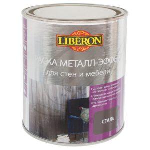 Металлизированная краска для мебели