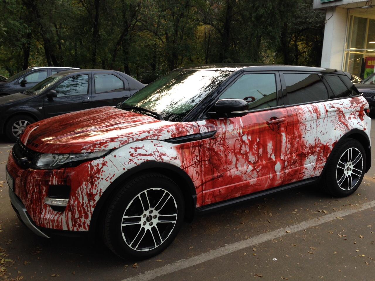 Машины в крови картинки