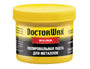 Полировочная паста Doctor Wax