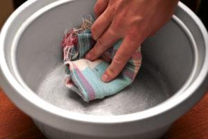 Как снять оксидную пленку с алюминия