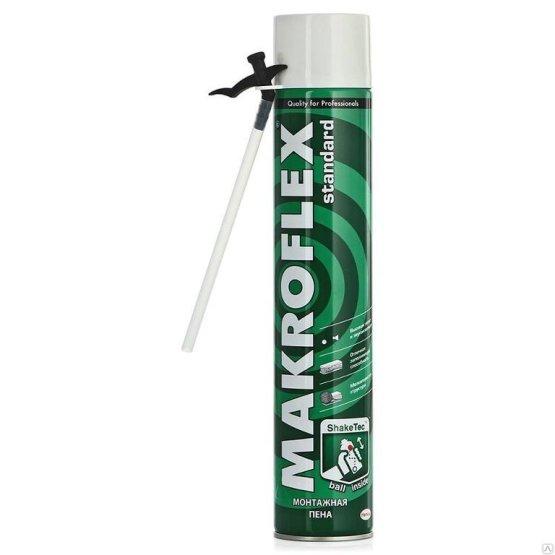 герметик Makroflex Shaketec