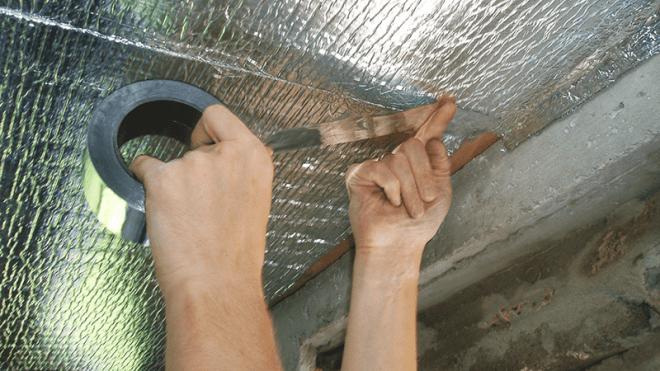 применение применение алюминевой ленты