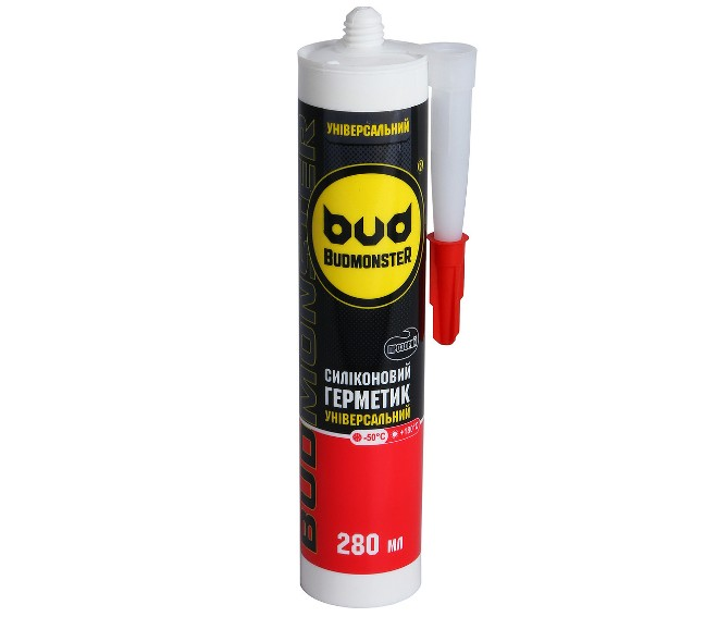 герметик для окон Budmonster