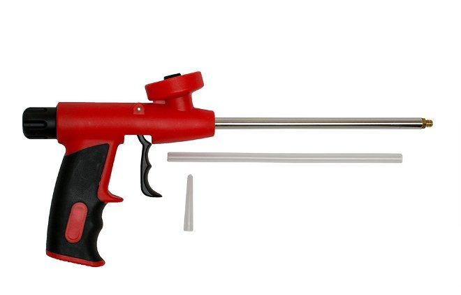 Комбинированные пистолет для монтажной пены